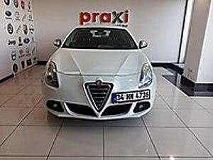 PRAXİ OTOMOTİV DEN 2012 ALFA ROMEO GİULİETTA 1.4TB M.DİSTİNCTİVE Alfa Romeo Giulietta 1.4 TB MultiAir Distinctive