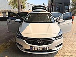 HASAR kayıtlı uygun fiyat Opel Astra 1.6 CDTI Dynamic