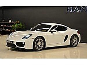 HANCAR MOTORS -DOĞUŞ ÇIKIŞLI-SPORT MODE-ISITMA- İÇİ BEJ -HATASIZ Porsche Cayman Cayman