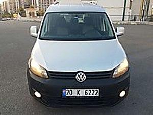 İKRA OTOMOTİVDEN TEMİZ CADDY Volkswagen Caddy 1.6 TDI Trendline