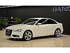 HANCAR MOTORS -177 HP- XENON   LED-  TURBO JANT - CRUİSE CONTROL Audi A4 A4 Sedan 2.0 TDI