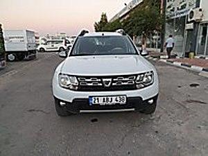 DACİA DUSTER LAUREATE LOOK HIZ SABİTLEYİCİLİ 76 BİNDE Dacia Duster 1.5 dCi Laureate