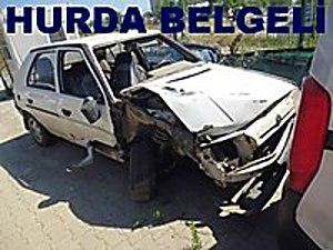HURDA BELGELI 1991 SKODA FAVORIT 136 L LPG Skoda Favorit