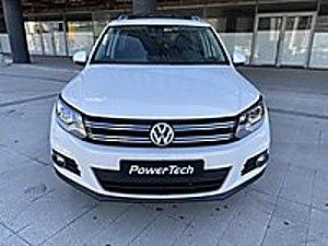 POWERTECH 2013 MODEL 2.0 TDİ SPORT STYLE Volkswagen Tiguan 2.0 TDI Sport Style