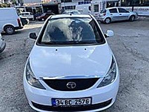 2012 MODEL 158 BİN KM DE ÇOKTEMİZ MOTOR YÜRÜYENİ SÜPER Tata Vista 1.4 Safire Aura