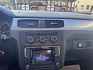 PEHLİVAN OTOMOTİVDEN-HATASIZ-2016 91.000 KM 2.0 COMFORTLİNE Volkswagen Caddy 2.0 TDI Comfortline