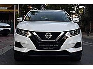 2020 NİSSAN QASHQAİ 1.5 DCİ VİSİA DCT 7 KM DE BASAMAK Nissan Qashqai 1.5 dCi Visia