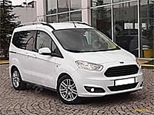 0  KM 2020 FORD TOURNEO COURİER TITANIUM PLUS ANTEP TESLİM Ford Tourneo Courier 1.5 TDCi Journey Titanium Plus