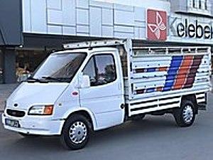 ULUTÜRK OTOMOTİV DEN 1993 FORD TRANSİT 190 LIK KESME PİKAP Ford Trucks Transit 190 P