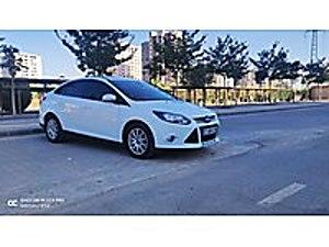ŞAHVELİ AUTO DAN TİTANYUM SMART Ford Focus 1.6 TDCi Titanium