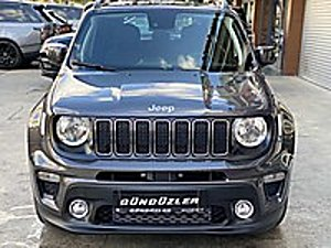 2020 JEEP RENEGADE 1.6 MULTİJET LONGİTUDE SIFIR KM  18 FATURALI Jeep Renegade 1.6 Multijet Longitude