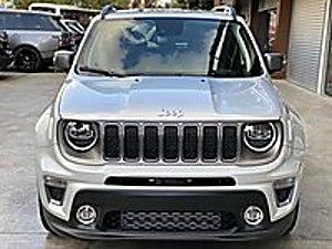 2020 JEEP RENEGADE 1.6 MULTİJET LİMİTED SIFIR KM   18 FATURALI Jeep Renegade 1.6 Multijet Limited