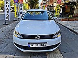 SADECE 20.000 KM DE 2014 JETTA 1.6 TDİ TRENDLİNE OTOMATİK VİTES Volkswagen Jetta 1.6 TDI Trendline