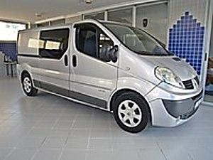 SUBAŞI dan ORJİNAL RENAULT  TRAFİC  5 1  KLİMALI    18 FATURALI Renault Trafic 2.0 dCi Grand Confort
