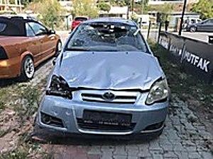 OTOMATİK TOYOTA KAPORTA HASARLI Toyota Corolla
