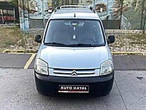 AUTO HAYAL 2006 MODEL BERLİNGO X 1.6 D COMBİ ÇİFT SÜRGÜ Citroën Berlingo 1.6 HDi Combi SX