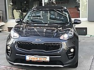 2017 KİA SPORTAGE 1.6 T-GDI PREMİUM TURBO 4 4 177Hp Kia Sportage 1.6 T-GDI Premium Turbo