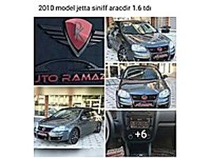 AUTO RAMAZAN DAN SINIF 2010 1.6 TDİ JETTA İLK SAHİBİN DEN. Volkswagen Jetta 1.6 TDI Comfortline