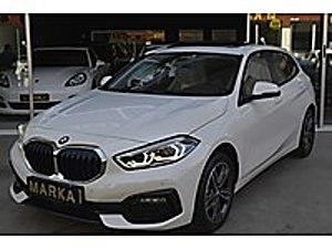 2020 SIFIR KM 116d FIRST EDİTİON SPORTLİNE CAMTAVAN HEMEN TESLİM BMW 1 Serisi 116d First Edition Sport Line