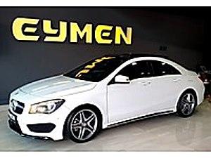 2015 CLA 180 CDİ AMG GECE PAKET BOYASIZ TRAMERSİZ FULL BAKIMLI Mercedes - Benz CLA 180 d AMG