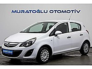 MURATOĞLU  2013 CORSA 1.3 CDTI HASAR KAYITSIZ ORJİNAL Opel Corsa 1.3 CDTI  Essentia