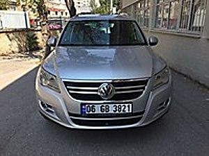 HATASIZ BOYASIZ 2011 TİGUAN 2.0 TDİ 140 BG 4X4 OTOMATİK VİTES Volkswagen Tiguan 2.0 TDI Sport Style