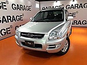 GARAGE 2008 KIA SPORTAGE 2.0 DSL EX SUNROOF ISITMA Kia Sportage 2.0 CRDi EX