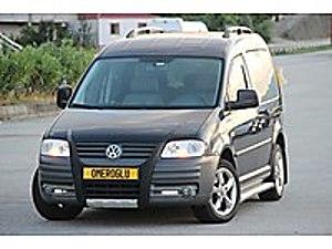 ÖMEROĞLU NDAN 2010 MODEL HATASIZ VOLKSWAGEN CADDY 1.9 TDI KOMBİ Volkswagen Caddy 1.9 TDI Kombi