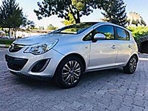 OPEL CORSA TWINPORT 1.4 OTOMATIK 38500 KM DE 2013 MODEL Opel Corsa