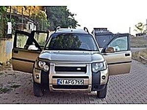 ŞİMŞEK TEN ÇOK TEMİZ LAND ROVER FREELANDER 1.8 HSE HATASIZ Land Rover Freelander 1.8 HSE