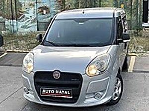 AUTO HAYAL 2013 DOBLO COMBİ 1.3 DYNAMİC ÇİFT SÜRGÜ HATASIZ Fiat Doblo Combi 1.3 Multijet Dynamic