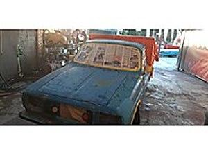 1978 MODEL ÇEKME BELGELİ. Anadol P2 Otosan 500