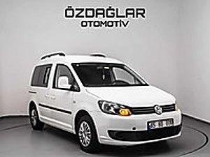 2015 MODEL 1.6 TDİ TEAM FULL SERVİS BAKIMLI   Volkswagen Caddy 1.6 TDI Team