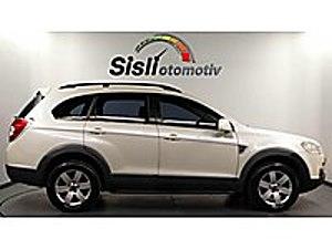 SİSLİ den 2012 OTOMATİK CAPTİVA HATASIZ BOTASIZ BAKIMLI BEYAZ    Chevrolet Captiva 2.0 D LT Medium