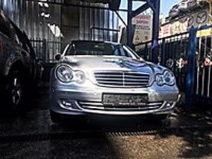 ÖZYOLU TİCARET DEN HURDA BELGELİ 2007 MODEL C200 KOMPRESSÖR Mercedes - Benz C