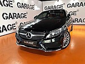 GARAGE 2016 MERCEDES BENZ C 180 AMG COUPE Mercedes - Benz C Serisi C 180 AMG 7G-Tronic