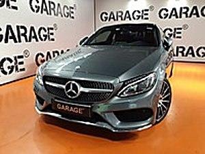 GARAGE 2016 MERCEDES BENZ C180 AMG COUPE BURMESTER KAMERA  Mercedes - Benz C Serisi C 180 AMG 7G-Tronic