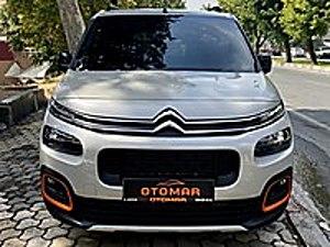 OTOMAR 2020 BERLİNGO 1.5 BlueHDI SHİNE BOLD 8 İLERİ OTOMATİK ORJ Citroën Berlingo 1.5 BlueHDI Shine Bold