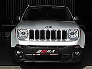 2015 JEEP RENEGADE 1.4 MULTIAIR LIMITED ANINDA KREDİ İLE Jeep Renegade 1.4 MultiAir Limited