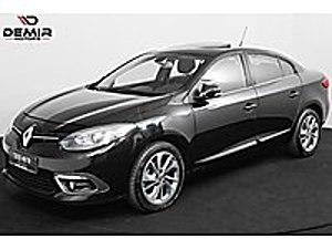 18 KDV 76.000 KM 2016 FLUENCE 1.5 DCİ İCON PRESTİJ EDC SUNROOF Renault Fluence 1.5 dCi Icon