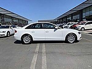 HATASIZ BOYASIZ TRAMERSİZ İLK EL YET SERVİS BAKIMLI Audi A4 A4 Sedan 2.0 TDI