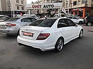 2014 MODEL AMG 98 BİN KM DE SERVİS BAKIMLI Mercedes - Benz C Serisi C 180 AMG 7G-Tronic