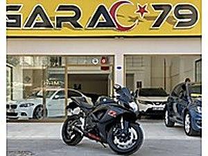 GARAC 79 dan 2007 SUZUKİ GSX-R 600 SRAD ÇOK TEMİZ BOL EXTRALI Suzuki GSX-R 600 Srad