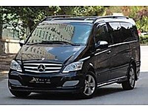 AY AUTO OTOMATK MİNİBS RUHSAT 2013 CAM TAVAN LONG İÇ SIFIR VİP  Mercedes - Benz Viano 2.2 CDI Ambiente Activity Uzun