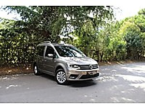 KAPLAN GARAGE DEN  0  KM 2020 CADDY EXCLUSİVE KOLTUK ISITMA G.G Volkswagen Caddy 2.0 TDI Exclusive