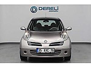 DERELİ OTOMOTİV DEN NİSSAN MİCRA 1.2 PASSİON OTOMATİK Nissan Micra 1.2 Passion