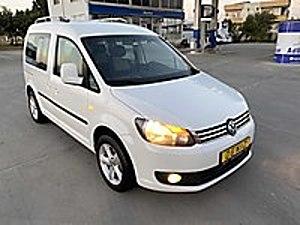DENİZ OTOMOTİVDEN 2012 VW CADDY 1.6TDİ HATASIZ ÇELİK JANTLI Volkswagen Caddy 1.6 TDI Trendline