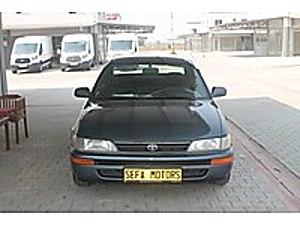 SEFA MOTORS DAN HATASIZ MASRAFSIZ EFSANE COROLLA Toyota Corolla 1.3 XL