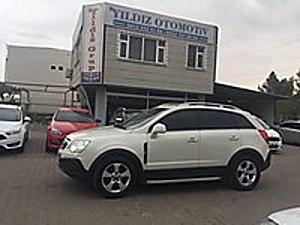 YILDIZ OTOMOTİV DEN 2010 OPEL ANTARA 2.0 CDTİ COSMO HATASIZ Opel Antara 2.0 CDTI Cosmo