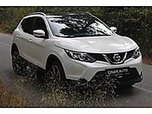ÇINAR AUTO DAN TERTEMİZ DÜŞÜK KM  48.000 Nissan Qashqai 1.5 dCi Black Edition
